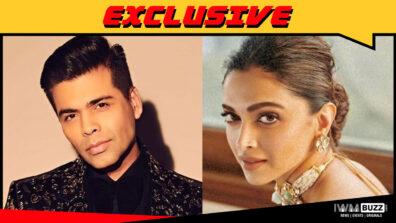 Karan Johar finally signs Deepika Padukone again