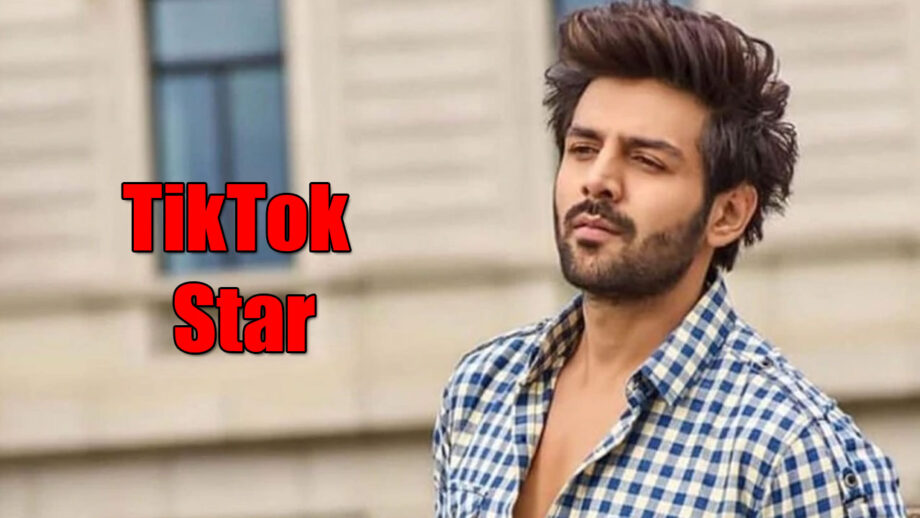 Kartik Aaryan is now a TikTok star