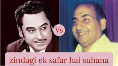 Kishore Kumar vs Mohammad Rafi: The Male Voice we loved alongside Lata Mangeshkar