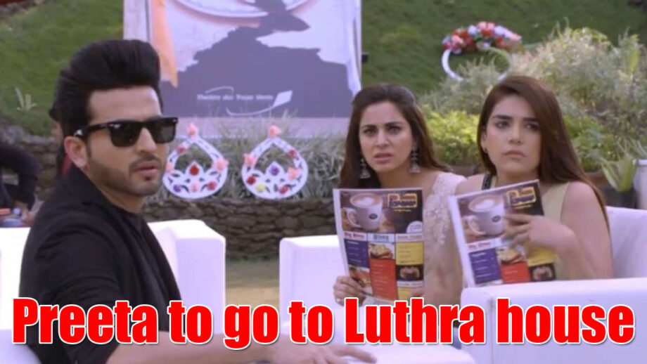 Kundali Bhagya: Preeta to go to Luthra house to save Srishti?