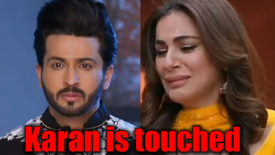 Kundali Bhagya Update: Karan is touched by Preeta's tears