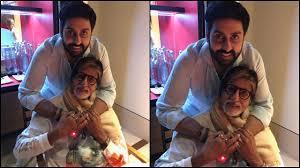 likefatherlikeson Moments between Amitabh and Abhishek Bachchan 2
