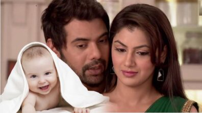 Moments when Shabir Ahluwalia was daddy-cool in Kumkum Bhagya 7