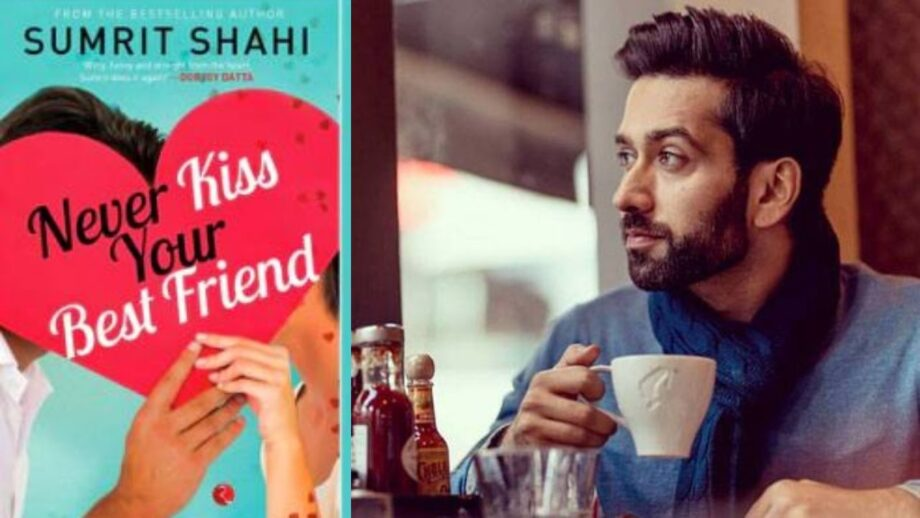 Nakuul Mehta's shooting for a ZEE5 series and we are excited