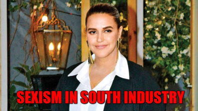 Neha Dhupia lashes out at the South Film Industry for sexism