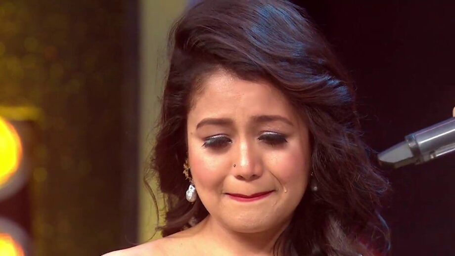 Neha Kakkar is emotionally hurt