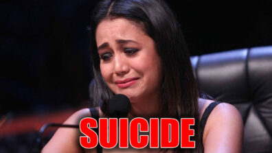 OMG! Neha Kakkar wanted to commit suicide