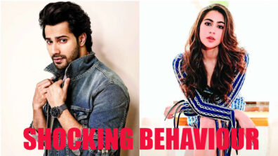 OMG: Varun Dhawan doesn't know who is Sara Ali Khan