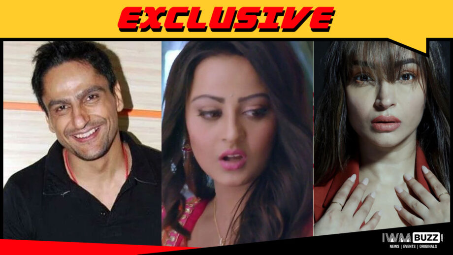 Parag Tyagi, Nehal Voldiya and Iira Soni in Ullu App's next web series