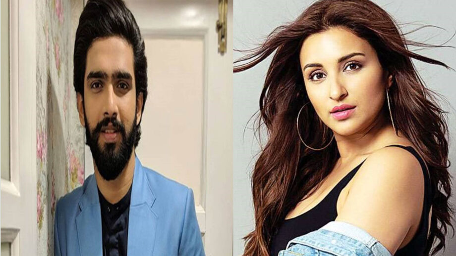 Parineeti Chopra has a complaint against Amaal Malik