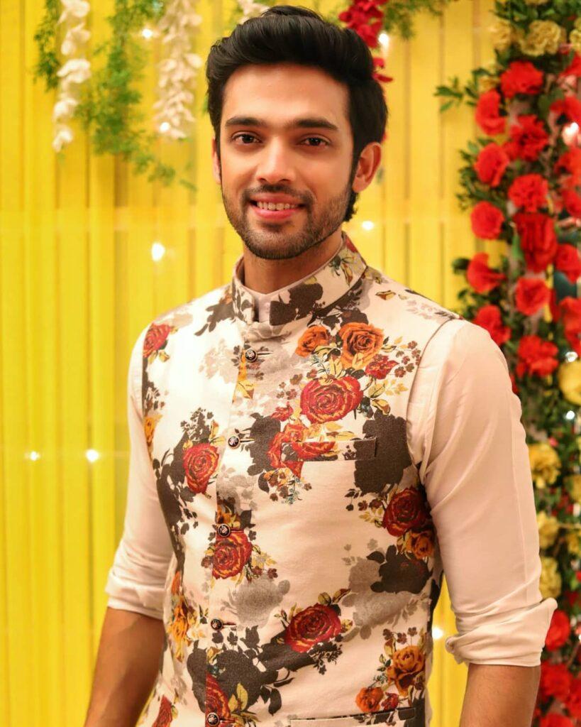 Parth Samthaan looks best in floral designs 3