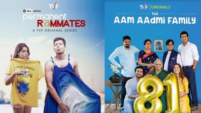 Permanent Roommates Vs The Aam Aadmi Family: Best Hilarious Comedy Series?