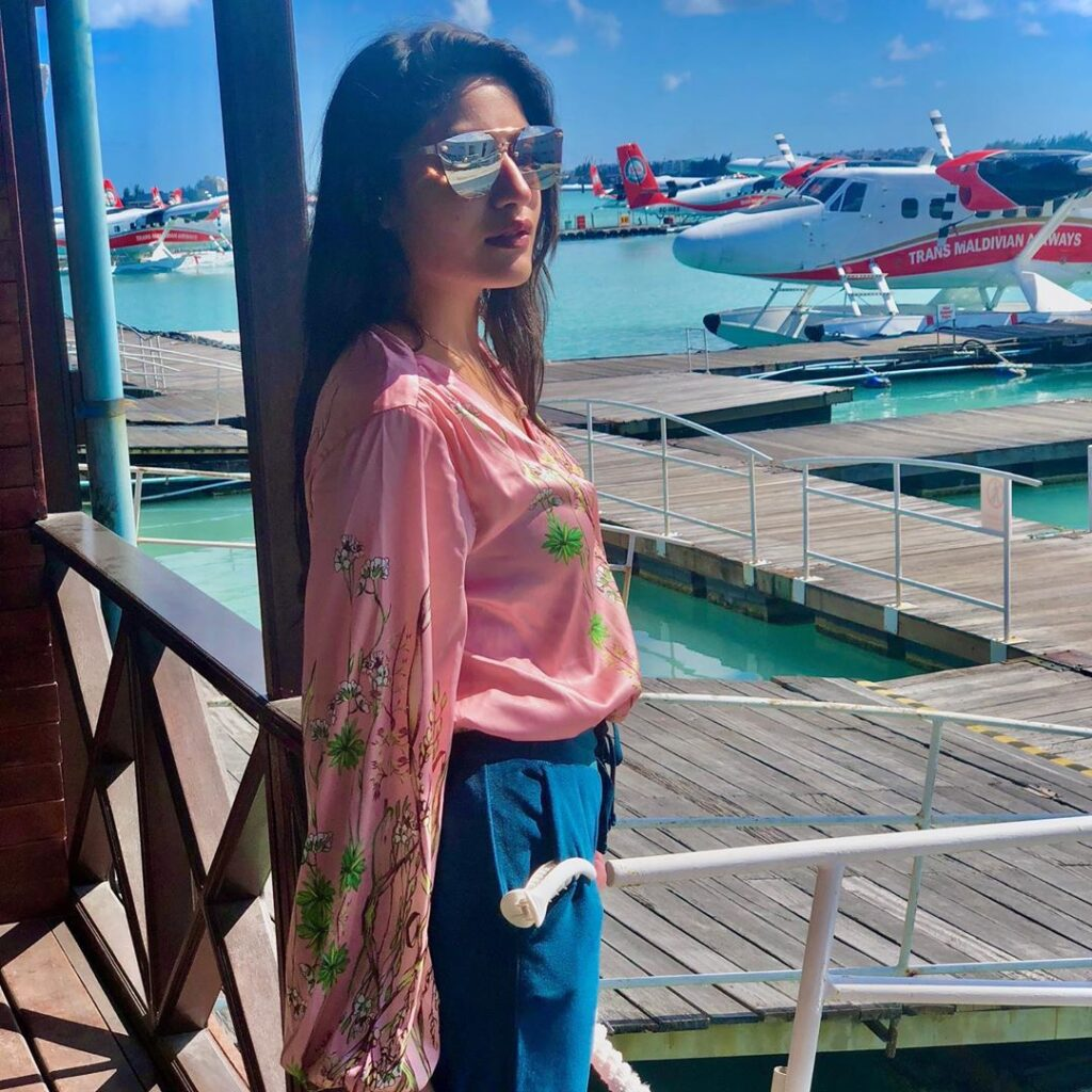 Pictures of Sanjivani 2 actress Surbhi Chandna prove that she's a hot-bomb