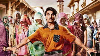 Ranveer Singh looks absolutely 'jordaar' in the first poster of Jayeshbhai Jordaar