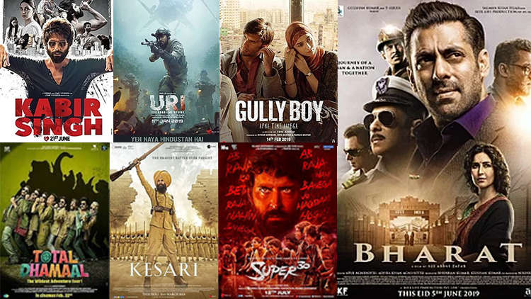 Re-exploring the Bollywood Blockbusters of 2019 in the last month of the year