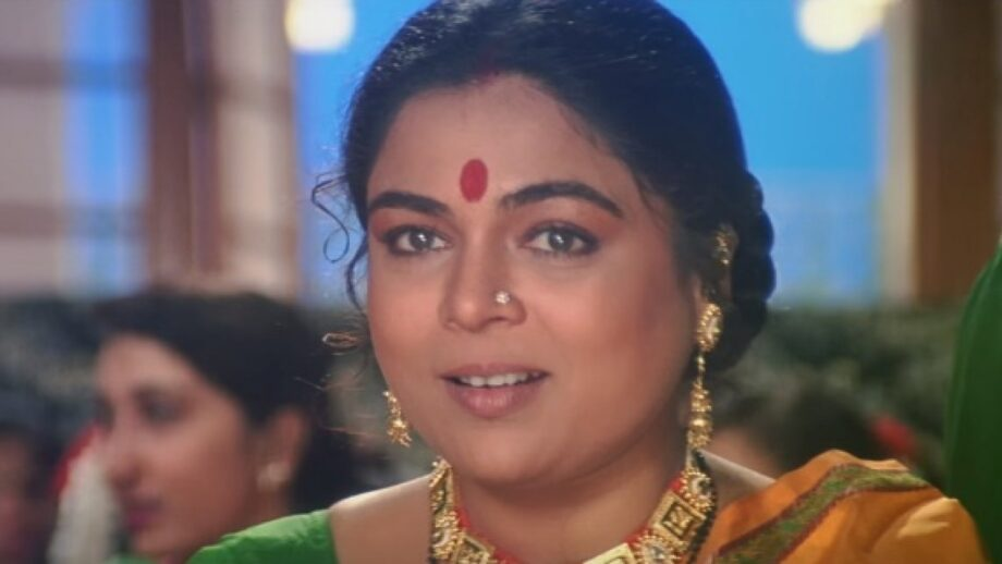 Reema Lagoo the perfectionist!!