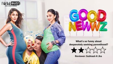 Review of Good Newzz: What's so funny about desperately seeking parenthood?