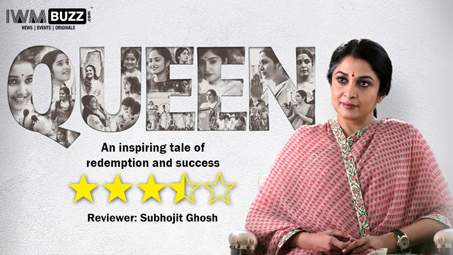 Review of MX Player's 'Queen': An empowering tale of gaining after losing it all