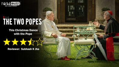 Review of Netflix film The Two Popes: This Christmas Dance with the Pope