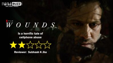 Review of Netflix film Wounds: Is a horrific tale of cellphone abuse
