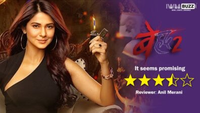 Review of Sony TV's Beyhadh 2: It seems promising