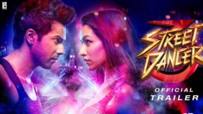 Review of Trailer of  Street Dancer 3D: Has all the right moves