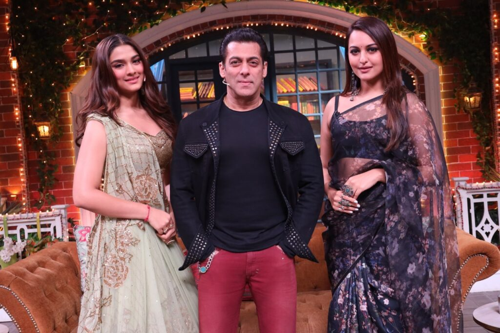 Salman Khan reveals about his fear on The Kapil Sharma Show 3