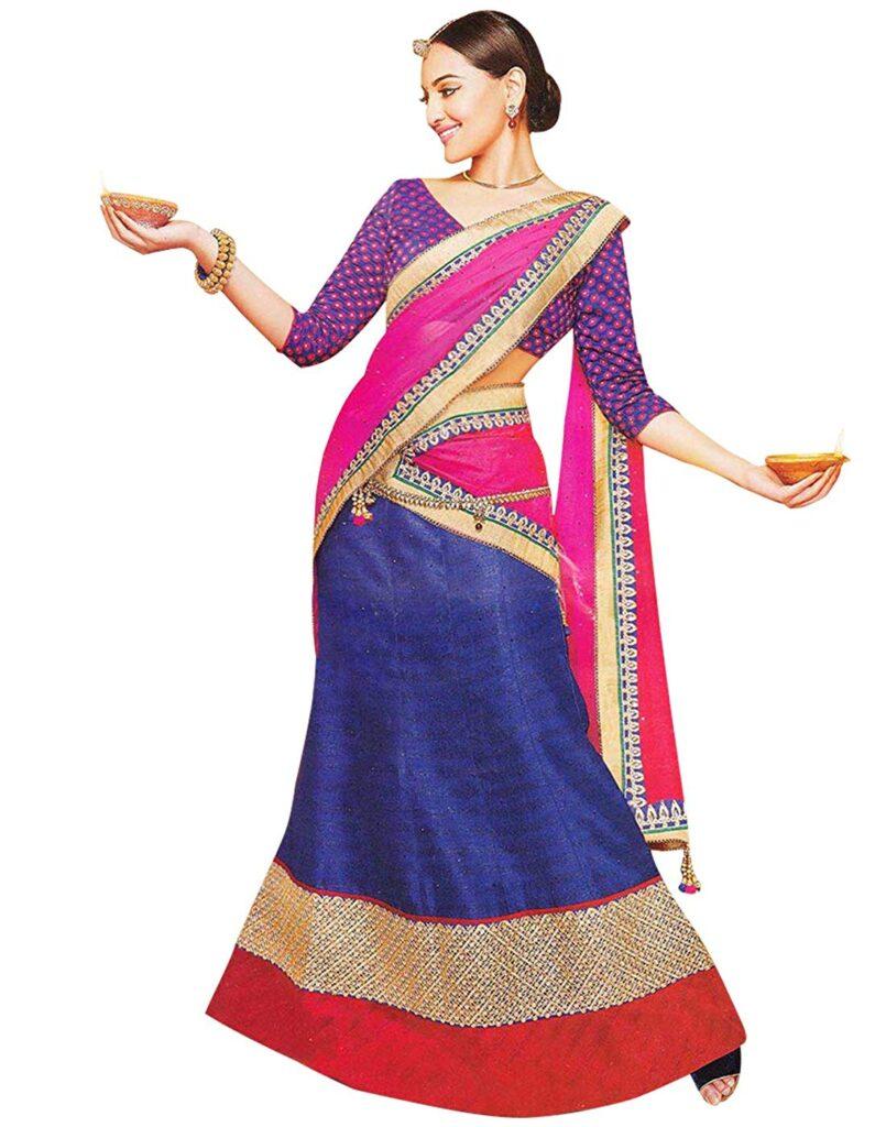 Saree look makes Sonakshi Sinha look best 2