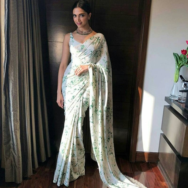 Sarees we would steal from Deepika Padukone's wardrobe 1
