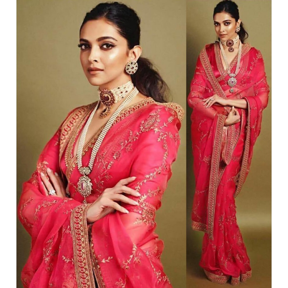 Sarees we would steal from Deepika Padukone's wardrobe 2