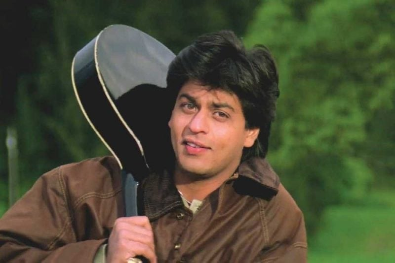 Shah Rukh Khan's Best Style Moments From the '90s 2