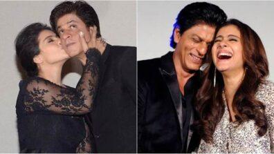 Shahrukh-Kajol: The Powercouple of Bollywood