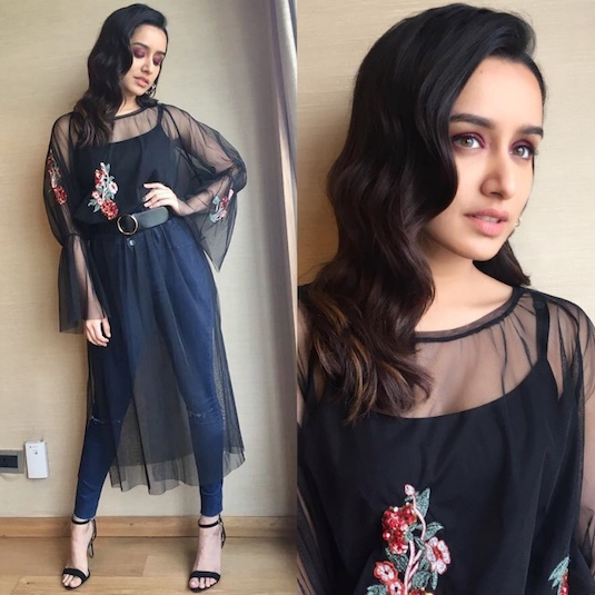 Shraddha Kapoor is the newly emerging style icon 1