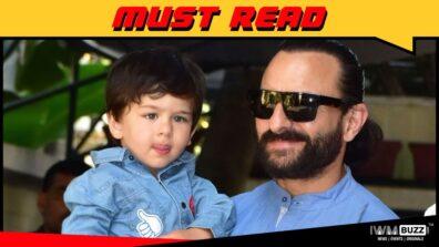 Taimur will be spending his birthday at his grandfather Randhir Kapoor's place: Saif Ali Khan