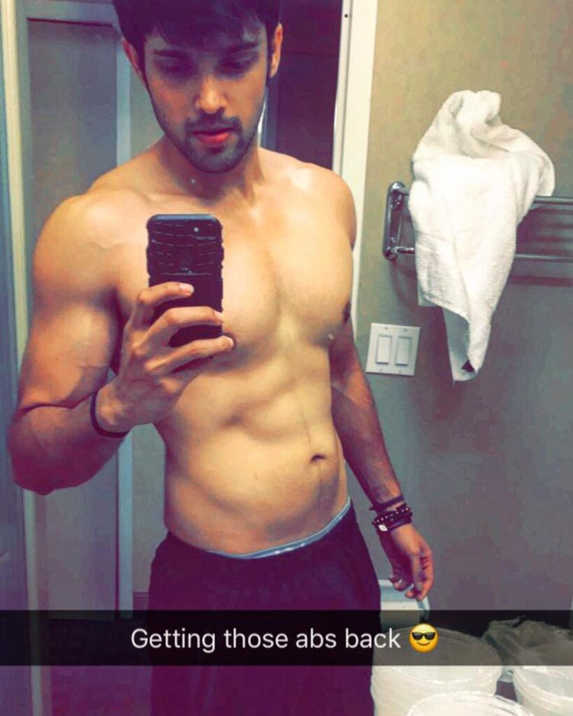 Take a look at hot Instagram pictures of Parth Samthaan! 1