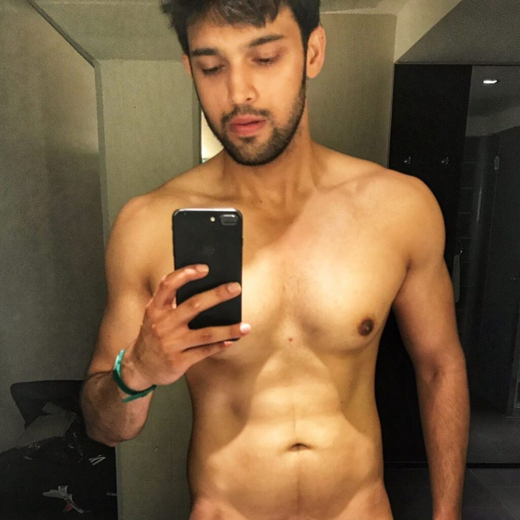 Take a look at hot Instagram pictures of Parth Samthaan! 4