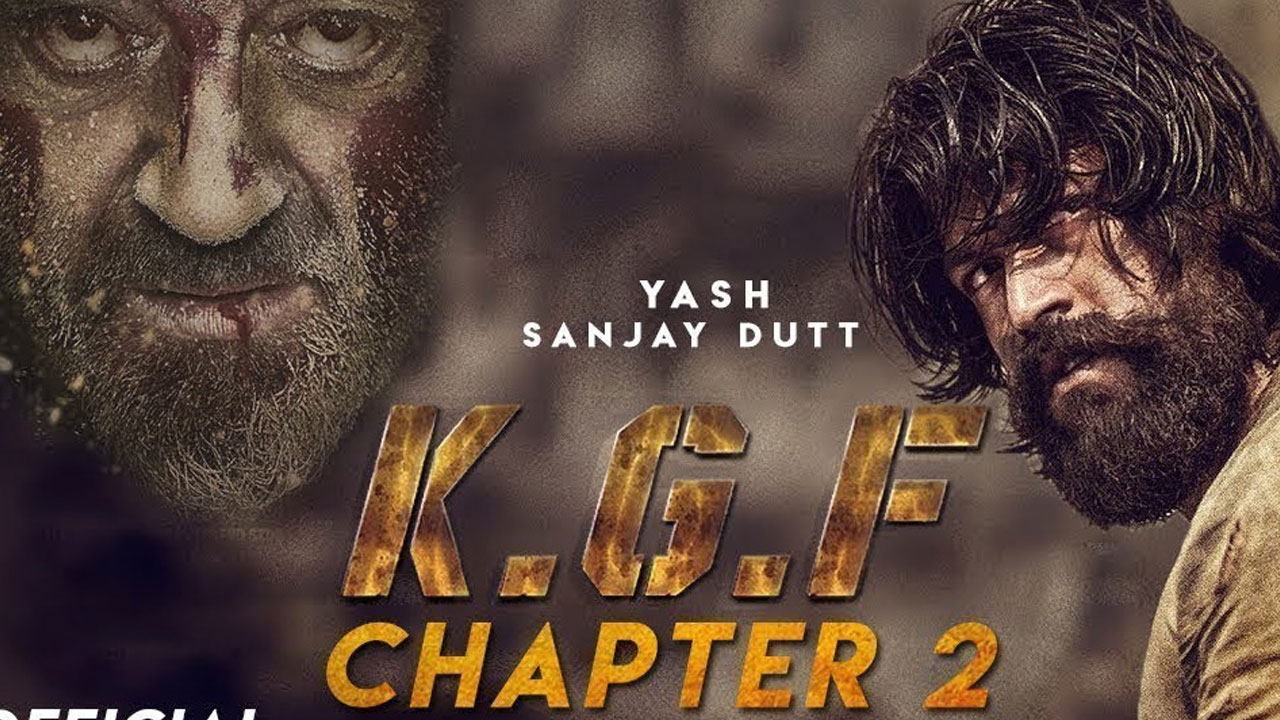 The First Look Of Kgf 2 Now Revealed Iwmbuzz