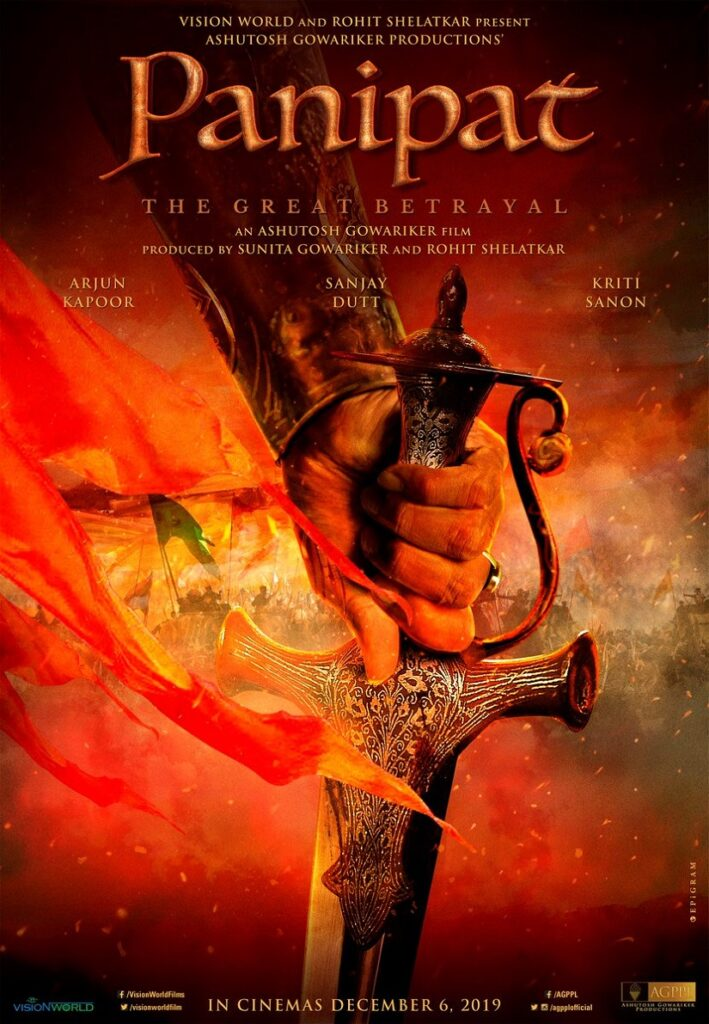 The trend of Historical movies in Bollywood 4