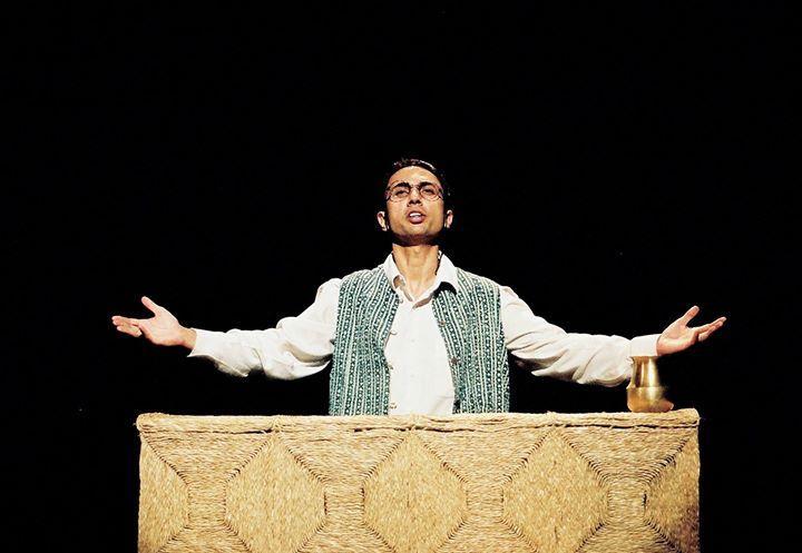 Theatre is a multi-disciplinary art form – Jaimini Pathak 1