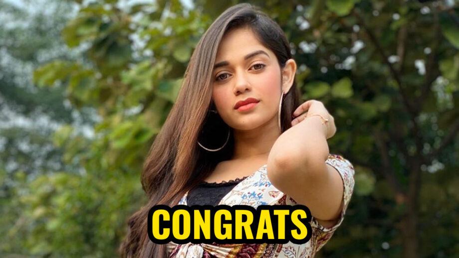 TikTok star Jannat Zubair has a happy 12 million family