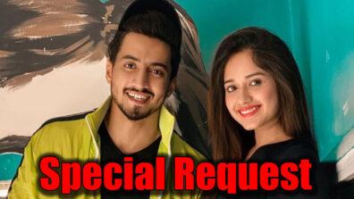 TikTok stars Faisu and Jannat Zubair have a special request for fans