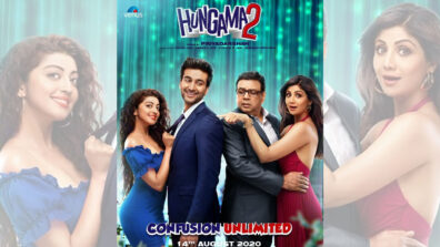 Time for dhamaal once again with Hungama 2