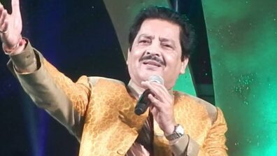 Udit Narayan: The singer filled with multiple expressions