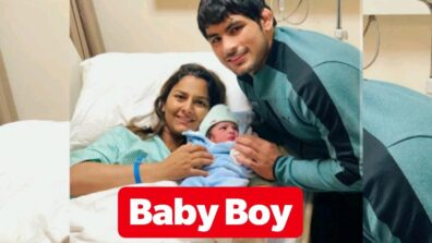 Wrestler and Khatron Ke Khiladi star Geeta Phogat blessed with a baby boy 1