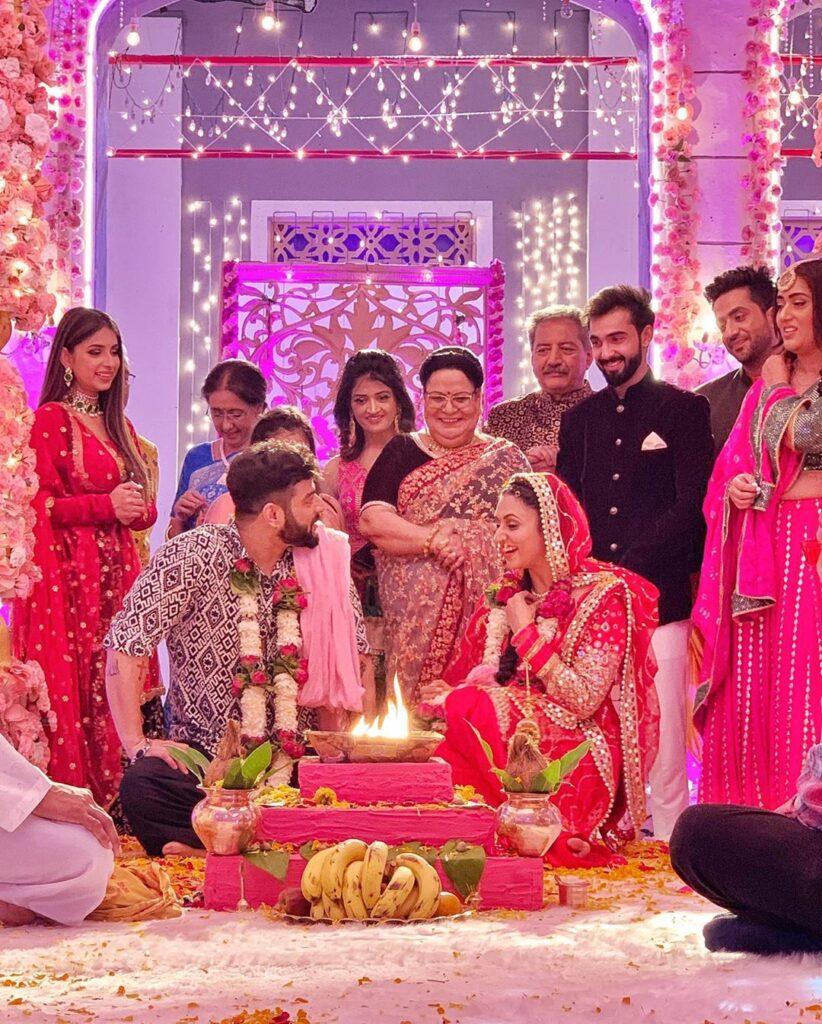 Yeh Hai Mohabbatein: Ishita and Raman to remarry before saying goodbye 2