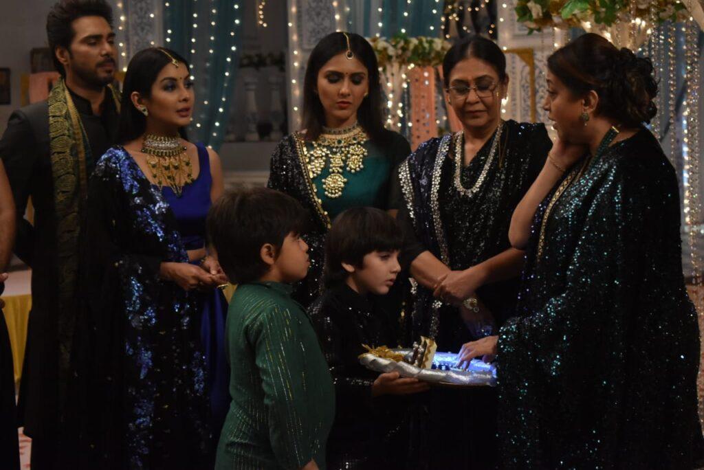 Yeh Rishta Kya Kehlata Hai: Kartik and Naira's dreamy engagement 1