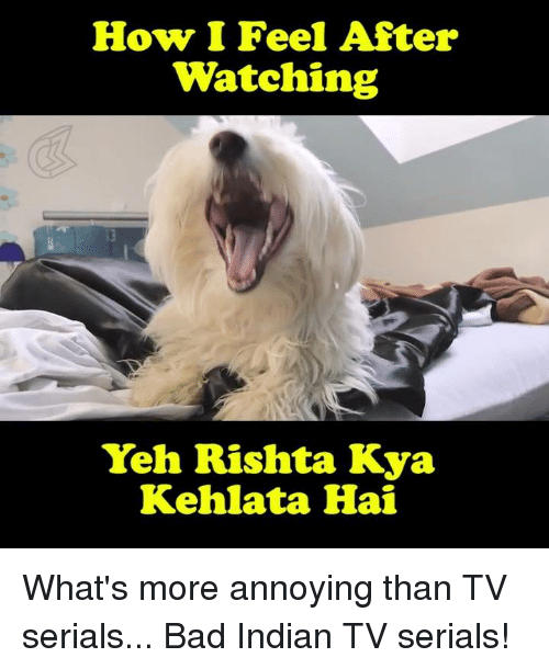 4 hilarious memes on Yeh Rishta Kya Kehlata Hai that can never get old! 3