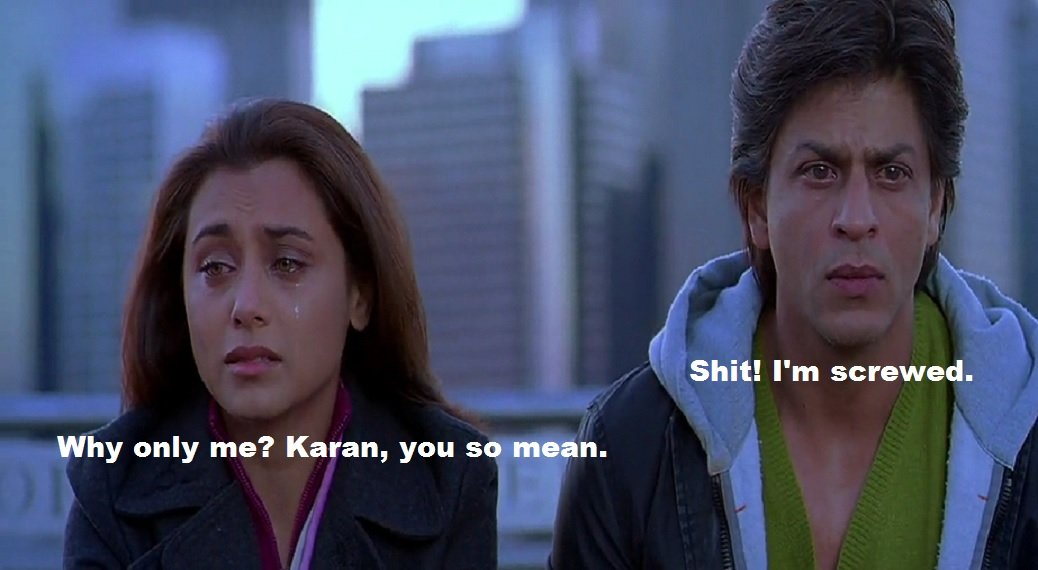 5 common things you will find in every Karan Johar movie 4