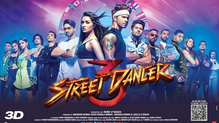5 reasons why Shraddha Kapoor and Varun Dhawan starrer Street Dancer 3D is a must watch 4