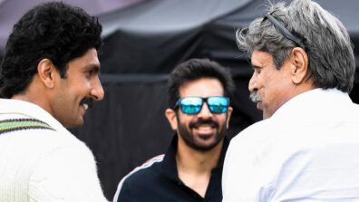 '83' Special: Ranveer Singh's MOST ADORABLE Birthday wish for Kapil Dev